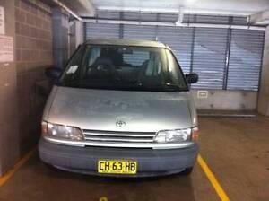 Toyota Tarago Series 10 For Sale - Sydney. Call  Woolloomooloo Inner Sydney Preview