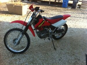 03 Honda XR 100 in excellent condition