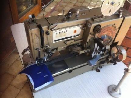 Sewing Machines - Industrial Buttonholer and Button Sewer Helensvale Gold Coast North Preview