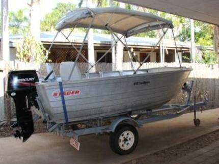 STACER 449 SEAHORSE Driver Palmerston Area Preview