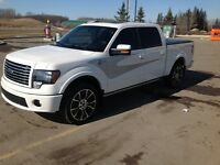 REDUCED - 2012 Ford F-150 HARLEY DAVIDSON LOADED