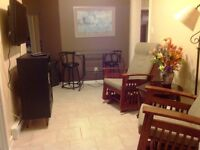Totally furnished room !!! Walking distance to Universities