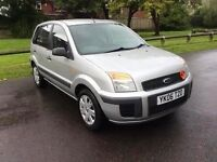 Ford Fusion 1.4 TDCI Style 5 Door