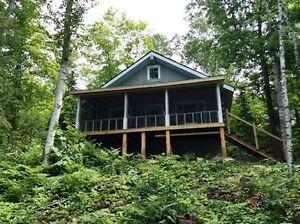 Leslie Lake Cottage For Rent -