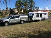2011 20ft6 Regent Roystan Semi Off Road Ensuite One Owner Caravan Tin Can Bay Gympie Area Preview