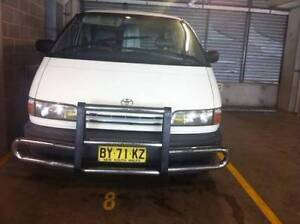 1993 Toyota Tarago 10 Series 4 SALE - Sydney  Botany Botany Bay Area Preview