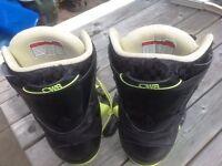 CWB Faction Kitesurf/ Wake Boots