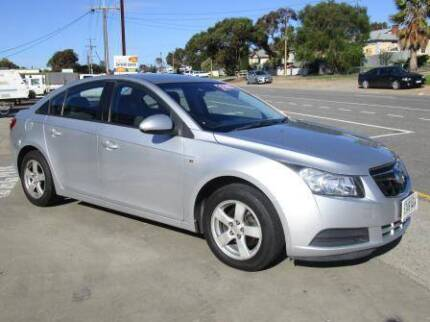 HOLDEN CRUZE Port Lincoln Port Lincoln Area Preview