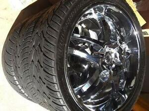 4 x Dropstars 22' Mag Wheels - suits most 5 stud patterns Rochedale South Brisbane South East Preview