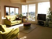STUNNING SEA VIEWS!!! SPACIOUS AND MODERN 2/3 BEDROOM UNFURNISHED PENTHOUSE SITUATED IN PENN HILL