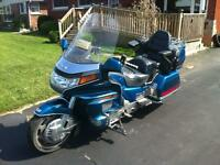1992 Honda Goldwing