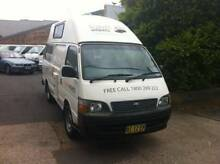 Toyota Hiace 5 Berth Campervan For Sale - Sydney 0 Woolloomooloo Inner Sydney Preview