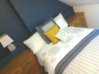 . City Centre. Nice Bright Dbl. Room. Available: 12th Feb 17. Rent All Inc.
