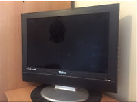"Tevion HD TV 19"" with HDMI/USB/AUX OUTPUT. Excellent Condition. Bargain"
