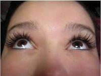 Amazing semi permenant eyelashes!!