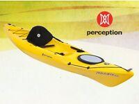 Perception Triumph 13, Sit on Top Canoe