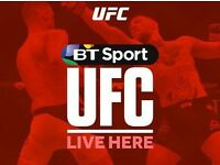 UFC 202 DIAZ VS MCGREGOR 2 @ THE GOLDEN HORSESHOE