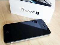 Apple iPhone 4s black orange ee t mobile virgin 32 gig gb