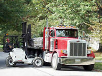 Hiring AZ DZ driver for flatbed and dump truck