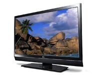 """LG - 32"""" HD Colour Television, as new as hardly used due to being in spare room"""