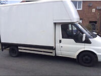 Ford transit Luton van for sale