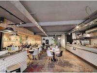 Restaurant Space in Hackney Downs Studios / E8 / Hackney / East London / Creative Space