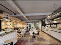Cafe Space in Hackney Downs Studios / E8 / Hackney / East London / Creative Space