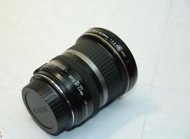 Canon EF-S 10-22mm f3.5-4.5 USM Ultra Wide Angle