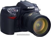 NIKON  D200 digital SLR camera body in excellent condition