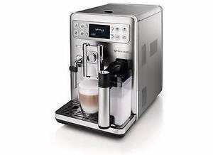 Machine à espresso Saeco HD8857/47 Exprelia EVO Refurb - Espresso Maker Saeco Automatic - TOUTE MODÈLES SUR BESTCOST.CA