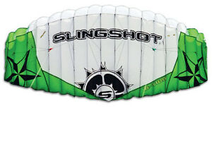Learn to Kiteboard - Trainer Kite - Perfect for Land, Snow, Ice