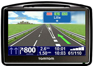 Tom Tom Go730 GPS  Bluetooth 4GB SD Card US CANADA