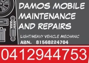 Damos Mobile Maintenance And Repairs Marsden Logan Area Preview