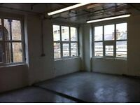 Office / Creative Space - Free Wifi - use of Roof Terrace - Reception - Security