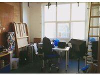 CREATIVE STUDIO - OFFICE SPACE - CO-WORKING - FREE WIFI - DALSTON - HACKNEY - EAST LONDON