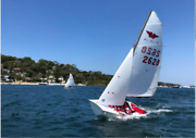Manly Junior Sailing Dinghy Northwood Lane Cove Area Preview