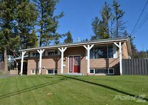 Homes for Sale in Williams Lake, British Columbia $219,500