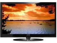Samsung 42 inch plasma TV very nice condition