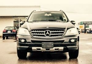 Mercedes Ml 500 work horse mint condition