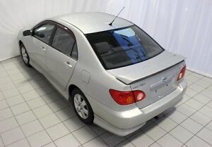 2004 Toyota Corolla TYPE S TOUTE EQUIPE AC MAGS 5 VITT West Island Greater Montréal image 5