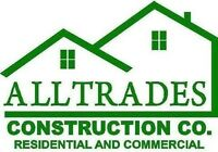 ALLTRADES Construction. Call today for tomorrows solution.