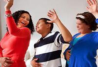 Family Latin Dance Class