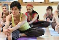 Not Your Daughter's Yoga Workshop