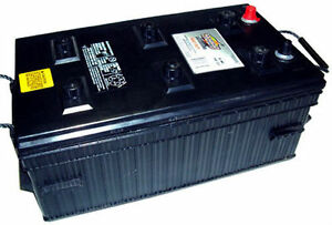 Heavy Equipment Batteries