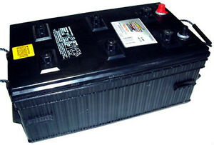 Heavy Equipment Batteries