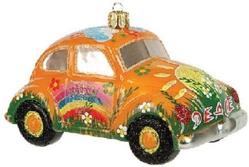 Vw Beetle Christmas Ornament Ebay