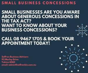 "Accounting & Tax ""Saffron Business Advisers"""