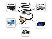 EZCAP.TV 116 EzCAPTURE USB 2.0 VHS to DVD Converter.