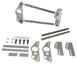 COMPETITION ENGINEERING 4 LINK SUSPENSION KIT UNIVERSAL SERIES W/RODS - MOC2017