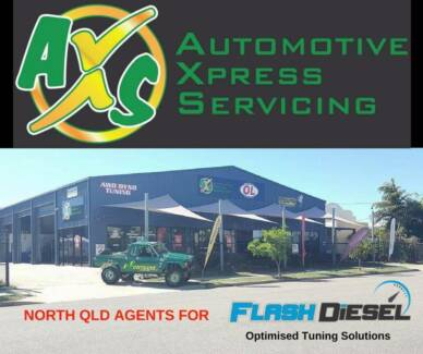 Automotive Xpress Servicing